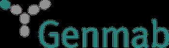 Genmab Logo wine